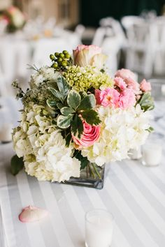 The Best Pink And Green Wedding Ideas – MyPerfectWedding Pink Green Wedding, Pink And Green, Wedding Colors, Wedding Flowers, Green Centerpieces, Wedding Centerpieces, Wedding Decorations, Table Decorations, Wedding Blog