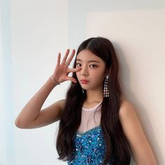 Find images and videos about itzy, lia and choi jisu on We Heart It - the app to get lost in what you love. South Korean Girls, Korean Girl Groups, New Girl, Girl Crushes, Kpop Girls, Drop Earrings, Pretty, Women, Icons