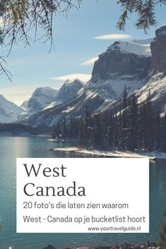 Photo Diary // road trip in West- Canada in beeld America And Canada, North America, Vancouver Travel, Banff National Park, Photo Diary, Ultimate Travel, Canada Travel, Solo Travel, Where To Go