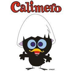 Calimero: zij zijn groot en ik ben klein en dat is niet eerlijk, oooo nee.