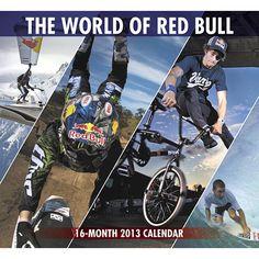 Red Bull 2013 Wall Calendar  14569bad7cc