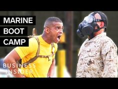 What New Marine Corps Recruits Go Through In Boot Camp - YouTube