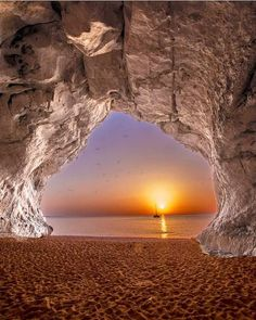 ahhhh-atemberaubendes-sardinien-ein-wunderbarer-sonnenaufgang-in-cala-luna-dorgali-baunei-wette/ delivers online tools that help you to stay in control of your personal information and protect your online privacy. Amazing Sunsets, Amazing Nature, Beautiful World, Beautiful Images, Beautiful Sunrise, Nature Pictures, Pretty Pictures, Beautiful Landscapes, Nature Photography