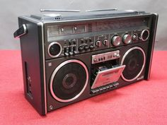 Panasonic National RX-7700