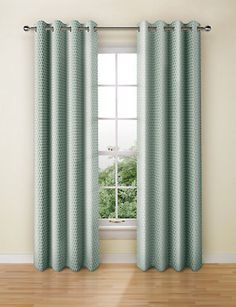 Buy the Velvet Eyelet Curtains from Marks and Spencer's range. Homewares Shop, Loft Furniture, Velvet Curtains, Furniture Shop, Curtains, Argos Home, White Curtains, Bedding Shop, Home Furnishings