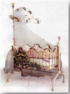 Baby Cradle from Posh Tots