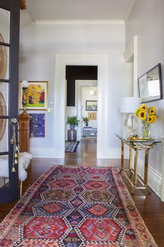 A Historic Family Home Brought Back to Life | Design*Sponge | Bloglovin'