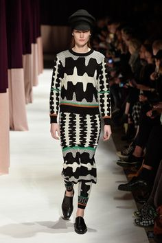 : Henrik Vibskov AW15 : Copenhagen Fashion Week