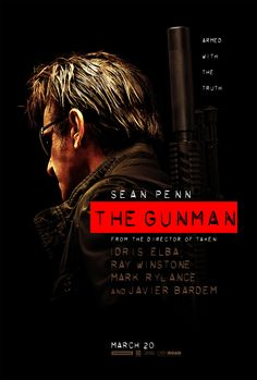 "Gunman: El objetivo[star_rating themes=""flat""]    https://www.youtube.com/watch?v=7Uo0VEw7PkQ... http://sientemendoza.com/cinefilos/movies/the-gunman/  #Acción #SeanPenn #Suspense #JavierBardem #RayWinstone #JasmineTrinca #PeterFranzén"
