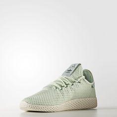4d71dce88 CP9765 Pharrell Williams x adidas Tennis HU Linen Green (4) Pharrell  Williams