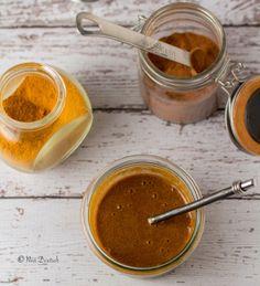 Anti-Inflammatory Paste (for tea, pancakes, yogurt… put it on anything)