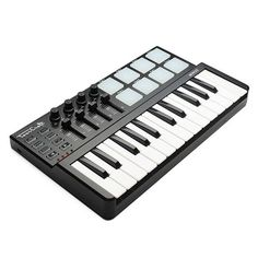 Tourcraft MINI 25 Keys Professional MIDI Keyboard Controller Sale - Banggood.com