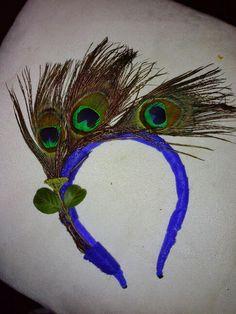 Peacock costume fancy dress