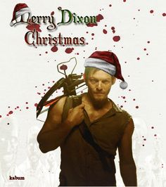 I'm stealing this one, duh! Merry Dixon Christmas!