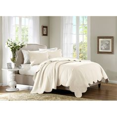 Found it at Joss & Main - 3-Piece Ariana Coverlet Set