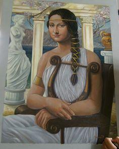 Monalisa ( Grécia )