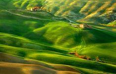 1X - Old farms... by Krzysztof Browko