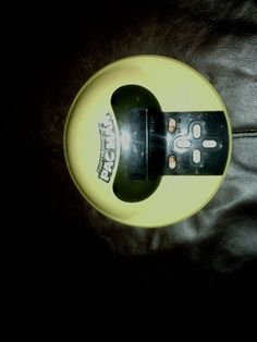 Pacman tomytronic game yellow round