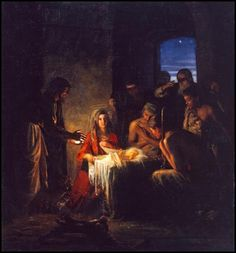 Carl Bloch - Christ's Birth