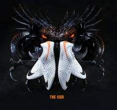 Nike Hypervenom Isco - Great way to show off the Hypervenom boots!