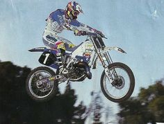 "2,240 Likes, 7 Comments - 90s Motocross (@90smotocross) on Instagram: ""@jeremymcgrath2 on the @procircuit78 Peak 125 Honda #honda #mx #sx #moto #procircuit #supercross…"""