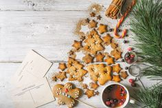 Composition Christmas with biscuits by Karpenkov