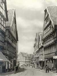 Altmarkt Ecke Brüderstraße; © Stadt Kassel