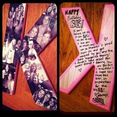 I think I'm gonna do this for my friend when she moves away
