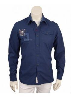 van Santen ® Overhemd Twill nr 3