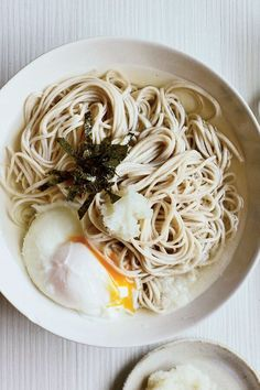 Best Brunch Recipes, Unique Recipes, Breakfast Recipes, Ethnic Recipes, Egg Recipes, Wine Recipes, Dashi Broth, Soba Noodles, How To Cook Eggs