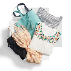 Hey June. Summer's here, is your wardrobe ready? Schedule a Fix at stitchfix.com. #herecomesthesun