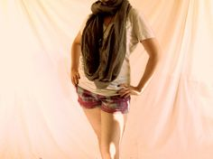 Cute Little Hipster shorts in Purple and by TieDyeRedeemedByRed, $15.00