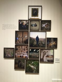 Sophie Gerrard photography as part of the Documenting Scotland / The Ties That Bind exhibition at the Scottish National Portrait Gallery.