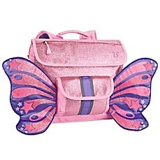 image of Bixbee Sparkalicious Butterflyer Backpack in Pink