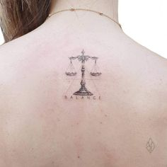 Small Back Tattoos, Cool Back Tattoos, Small Tattoos For Guys, Pretty Tattoos, Back Of Shoulder Tattoo, Shoulder Tattoos For Women, Back Tattoo Women, Bts Tattoos, Mini Tattoos