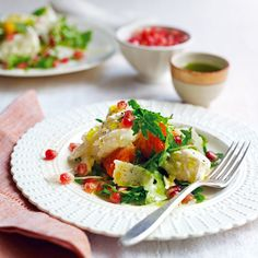 Salade met mozzarella & citrus recept - Jamie magazine