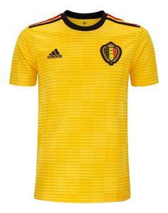 ec1ca5561 Belgium adidas adult wc18 away jersey