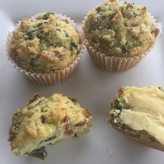 Low Carb High Fat Breakfast Muffins?! These Muffins are so savory, buttery and nutritious. Now that I am back on a LCHF diet, I have been experimenting with