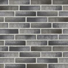 Ströjer B710 Silver Twist, grått fasadtegel