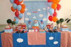 Aviões da Disney como Tema de Festa Infantil | Casar É... Disney Planes Party, Disney Planes Birthday, 2 Birthday, Birthday Parties, Airplane Party, Holiday Parties, Party Themes, Circles, Creativity