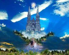 Sanctum Celestial Templer, Magick, Mythology, Mystic, Cathedral, Celestial, Building, Facebook, Ancient Egypt