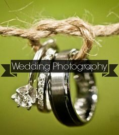 This is cute...I might try this just because I don't have  any ring pictures from our wedding. @C Walker