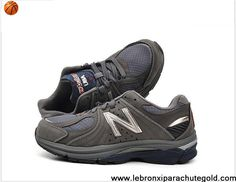 New Balance NB M2040GL1 President running For Men shoes deep Grey Silver Your Best Choice
