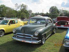 Archie Campbell Days Car Show, Bulls Gap, TN 9/1/12