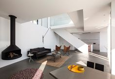 Sunflower House by Cadaval & Solà-Morales Girona - Spain
