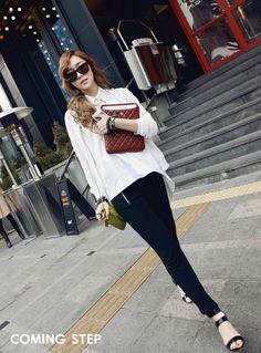 [MAGAZINE] SNSD Jessica – Jessica Time by Coming Step | korean lovers photoblog