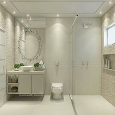 Banheiro Social por @carolcantelli_interiores