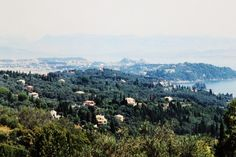 Corfu hills | The Villages, Valleys, and Views of Corsica | FATHOM France Travel Guides and Travel Blog