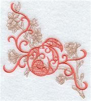 Machine Embroidery Designs at Embroidery Library! - A Fruit and Blossoms with Echoes Design Pack - Md
