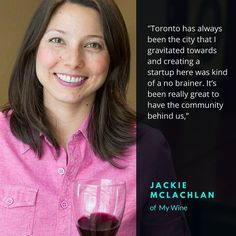 Read more about My Wine and other startup stories at http://ift.tt/2cIYXyF  #startuphereTO #Toronto #startupstory #successstory #entrepreneur #startuplife #TOWRcorridor #innovation #business #TorontoLife #inspiration